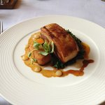 Main Course - Slow roast belly of pork