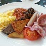 desayuno a la escocesa en Clan Macduff