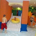 parco piscina per bimbi