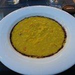 Il classico risotto alla milanese!