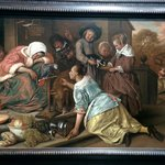 Jan Steen and his funny plot
