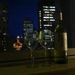 vino di benvenuto