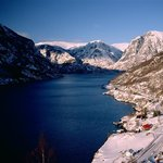 Vangsgaarden Gjestgiveri is situated in Aurland, a small town idyllically placed in the innermos