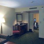 Large suite...