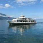 CNG Boat to Evian