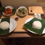 #2307 in room dinning - delicious!!