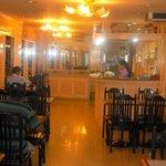 Restaurant in Woodlands Inn