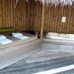 Our jacuzzi beach villa