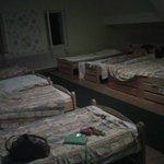 Camera dove alloggiavo