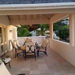 cove penthouse balcony