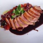 Cucina eccellente ❤️ l'anatra era ottima