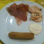 Cena española