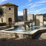 Frontino: fontana dedicata a Caterina Remies Forlani, Insegnante