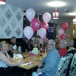 Picture of the birthday party