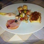 Cena Ferragosto - Antipasti Misti