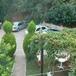 Villa Dimitra parking