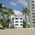 Fotos desde la playa