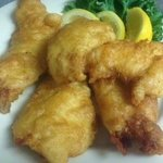 Our All You Can Eat Fried Haddock Special