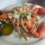 Anglers Baked Stuffed Lobster