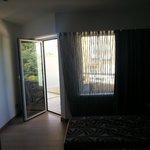 Balcone visto dalla stanza