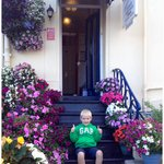 My son loved the Glenthorne Guest house