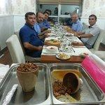 Grand Ser Otel de Desti Kebabı Keyfi