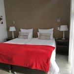 Room 3 inside, cozy