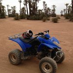 escapade en quad