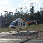 De helikopter