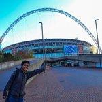Good afternoon Wembley