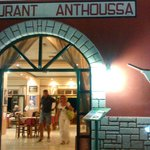 Restaurant Anthousa