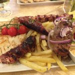Mixed Grill of the day