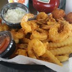Mayport Shrimp Basket