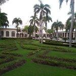 RIU grounds