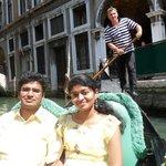 In Gondola Ride