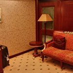 гостинная в номере