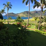 "View from 2nd floor lanai - ""island view"" room category!"