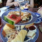 Delicious Windsor Afternoon Tea