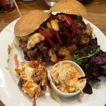 Burger yum yum