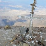 Summit with view to Arequpa.