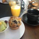 colazione continentale