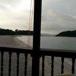 From Beach restaurant