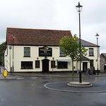 The Wheatsheaf pub, Magor.