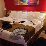 huge bed !