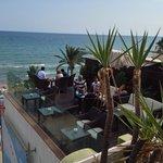 lovely roof terrace bar