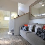 Our Family Studio - sleeps 4. 1 Double & 2 single rooms