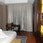 Main room in Suite