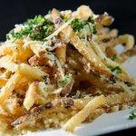Parmesan and Garlic Fries