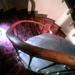 Das gruselige Treppenhaus