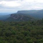 Shawangunk Ridge as seen from the trail